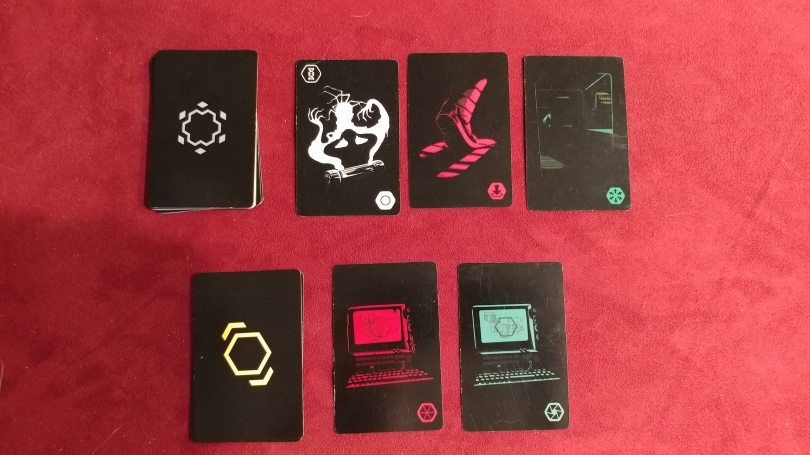 Escape Noise and Escape Pod Cards